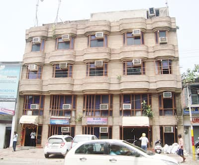 Hotel Swagat (J&K Swagat Resort Pvt. Ltd.),Jammu